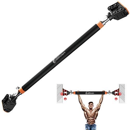 Horizontale stang aan de voordeur binnen optrekstang Fitness Equipment Punch gratis sport hefbaar uittrekbaar