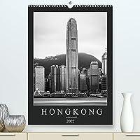 Hongkong schwarzweiss (Premium, hochwertiger DIN A2 Wandkalender 2022, Kunstdruck in Hochglanz): Erleben sie eine Bildreise durch Hongkong. (Monatskalender, 14 Seiten )