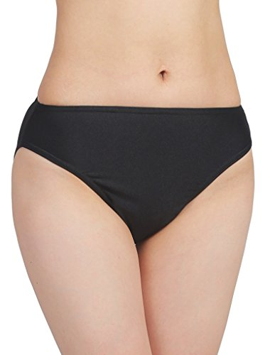 Speerise Adult Spandex Nylon Bikini Bottoms High Leg Cut Dance Panty Briefs