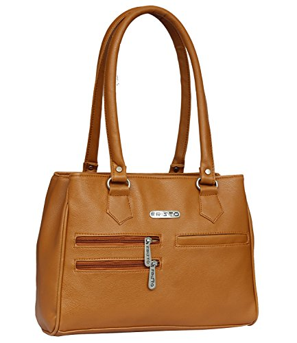 Fristo Women's Handbag (Tan)