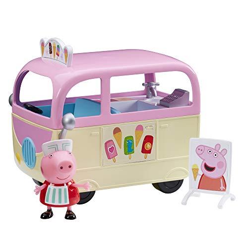 Peppa Pig - Playset Heladería de Peppa Pig