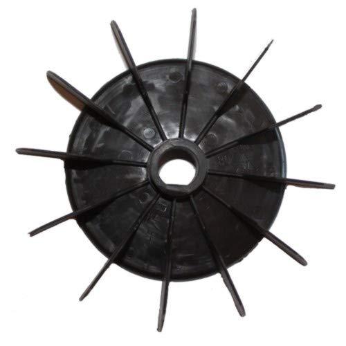 Lüfterrad zu FC Aggregat 160 mm Durchmesser 13 mm Welle