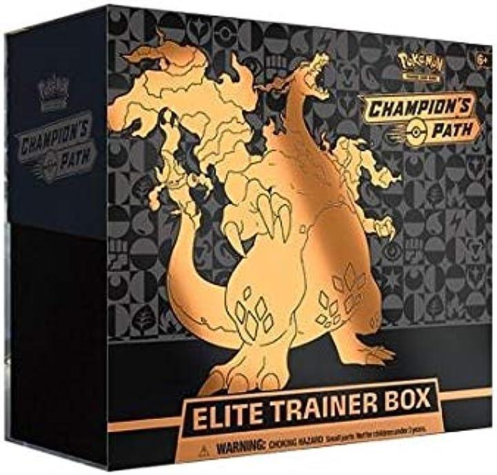 carte Pokemon set allenatore fuoriclasse - futuri campioni (ita) 820650601040
