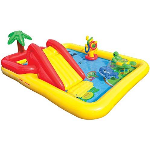 "Intex Ocean Inflatable Play Center, 100"" X 77"