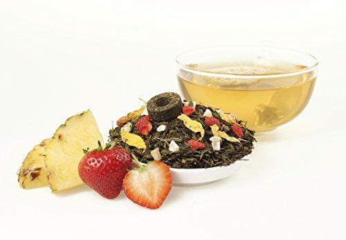 Florapharm - Die 8 Schätze des Shaolin grüner Tee 500 Gramm