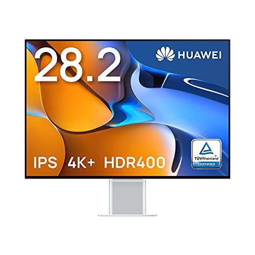 HUAWEI モニターディスプレイ MateView 28(28.2インチ/IPS液晶/解像度3840×2560/1年基本保証+2年無償延長保証/HDMI/シルバー)【日本正規代理店品】