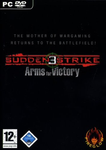 Sudden Strike 3: Arms of Victory (DVD-ROM) [Alemania]