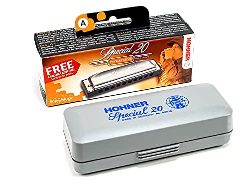 Hohner M560066X Especial 20 - Armónica F Progressive