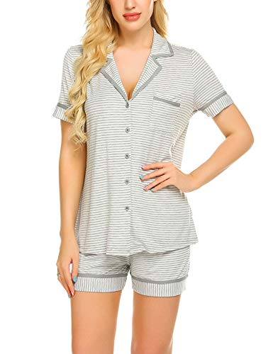 Pyjama femme short