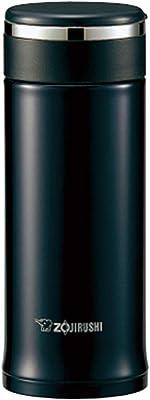 象印 ( ZOJIRUSHI ) 水筒 直飲み ステンレスマグ 360ml ブラック SM-JD36-BA