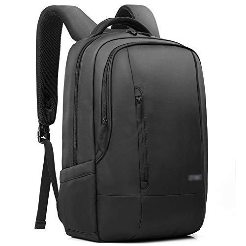 TEYUN 17.3 Inch Computer Bag Large Capacity Backpack (Color : Black, Size : 17.3inch)