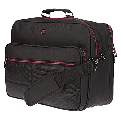 Christian Wippermann Flugbegleiter Umhängetasche Bag Arbeitstasche Herrentasche im Quer oder Hochformat Querformat