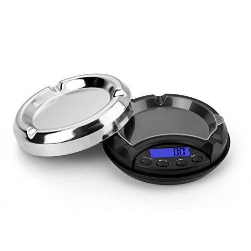 Mini balanza electrónica para joyería, 200 g, 0,01 g, balanza digital de bolsillo para joyería de diamantes, balanza de gramo de ley, 0,01 gx 200 g