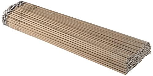 Telwin 802737 Elettrodi Rutili per Saldatura D. 2 mm 2.5 kg, 0.1 V, Grigio, Set di 227 Pezzi, 1...