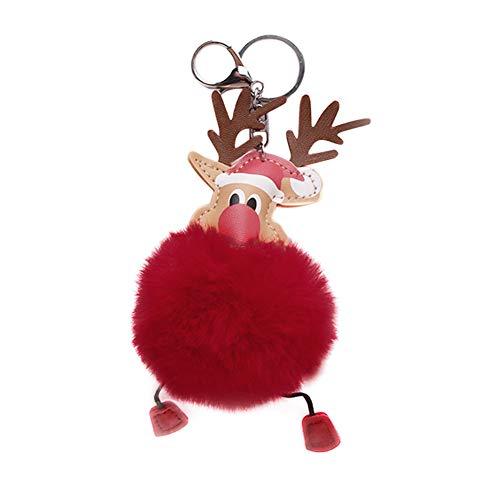 Scrox 1x Navidad Llavero Originales Elk