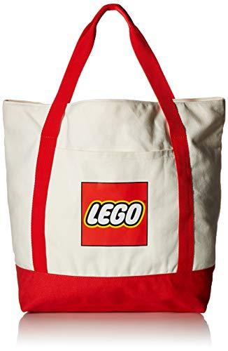 LEGO Canvas Tote