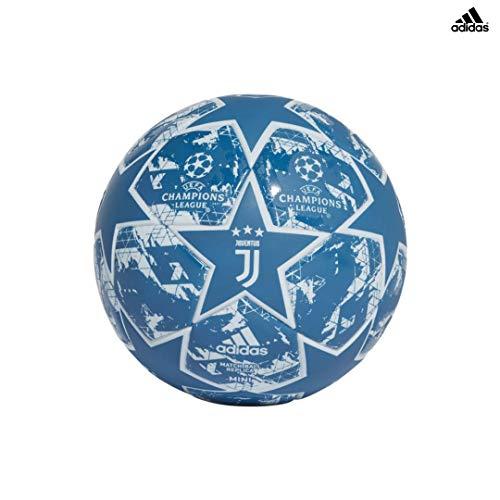 Juventus Mini Pallone Finale Capitano 2019/20 - Finale UEFA Champions League - 100% Originale - 100% Prodotto Ufficiale - Taglia 1 - ATTENZIONE è Un Mini Pallone