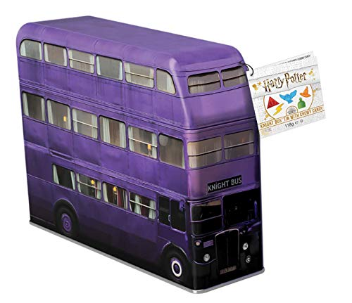 Jelly Belly Harry Potter Bus Lata, 110 G