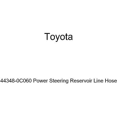 Sunsong 3404449 Power Steering Reservoir Hose