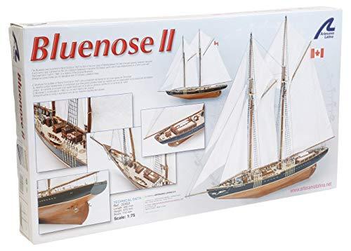 Artesanía Latina 22453. Maqueta de Barco en Madera Goleta Bluenose II 1/75