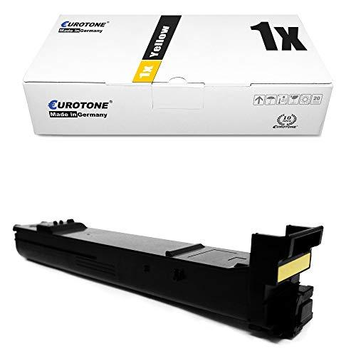 1x Eurotone Toner für Konica Minolta Magicolor 4650 4690 4695 MF EN DN ersetzt A0DK252 QMS 4650