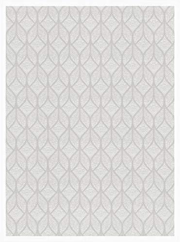 Plaid ekelund Decke kuscheldecke Mariah 090 130x175cm 100% Bio-Baumwolle gebürstet
