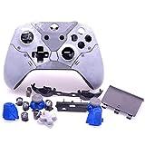 TSAUTOP New Kit de Repuesto de Shell Completo de Vivienda con el botón LB RB Thumbstick for el Controlador Xbox One for 1708 Gears of War 5 Edición Limitada (Color : Gears 5 Edition)