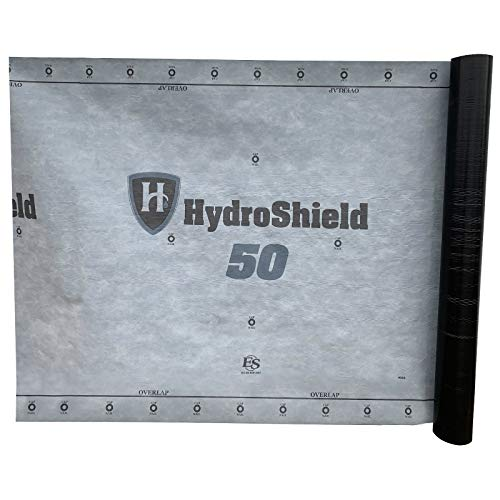HydroShield 50 Year Synthetic Underlayment Single Roll