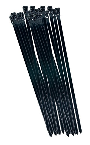 CON:P B20452 Mehrweg-Kabelbinder, 7,5 x 300 mm, 50 Stück