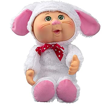 Cabbage Patch Kids Cuties Honey Bunny - Collectible Easter Bunny Baby Doll - 18+ Months