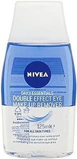 Nivea Double Effect Eye Make Up Remover 125ml
