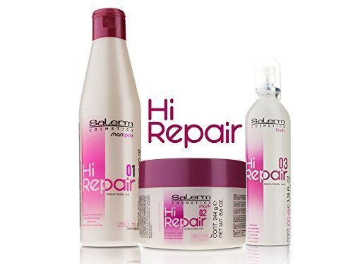 SALERM HI REPAIR PACK TRATAMIENTO BOTOX PLUS REPARADOR Queratina