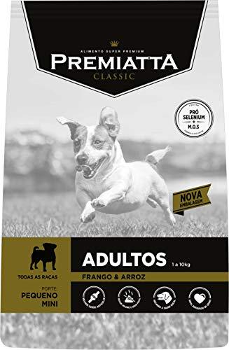 Classic Adulto Tamanho P Sc 7,5kg Qualita Foods Raça Adulto, Sabor Frango