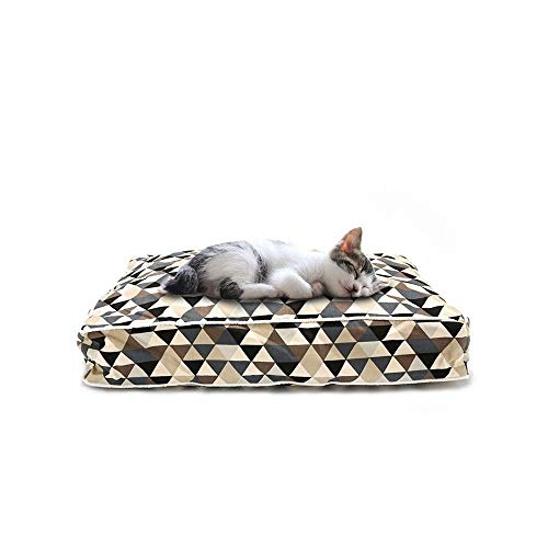 Hundebett, Hundebetten, Hundebett Medium Hundebett-Sofa-Haustier-Bett-Matten für...
