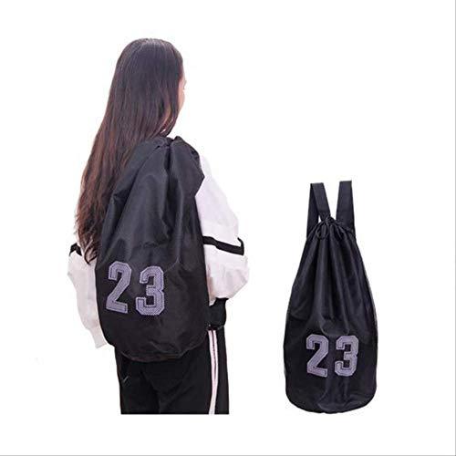 FHFF Mesh Tas voor Ballen Voetbal Trekkoord Mash Pack Fitness Net Pocket Outdoor Basketbal Rugzak voor Mannen Vrouwen Duitsland 4