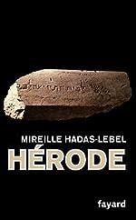Hérode de Mireille Hadas-Lebel