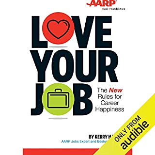 Love Your Job audiobook cover art
