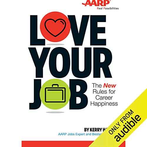 Love Your Job audiobook cover art