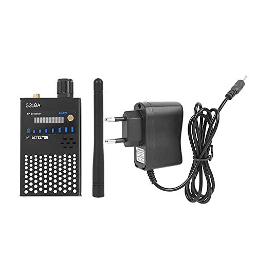 Detector de teléfono móvil para la detección de dispositivos móviles de ocio al aire libre, detección de GPS, detección de cámaras WiFi inalámbricas ocultas y pulsaciones inalámbricas