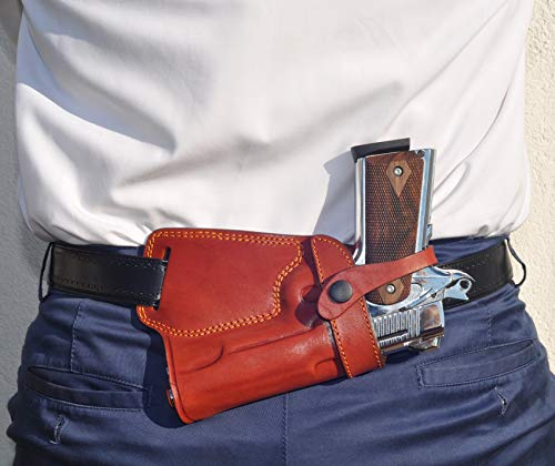 Ottoza Handmade Leather Gun Holster 1911...
