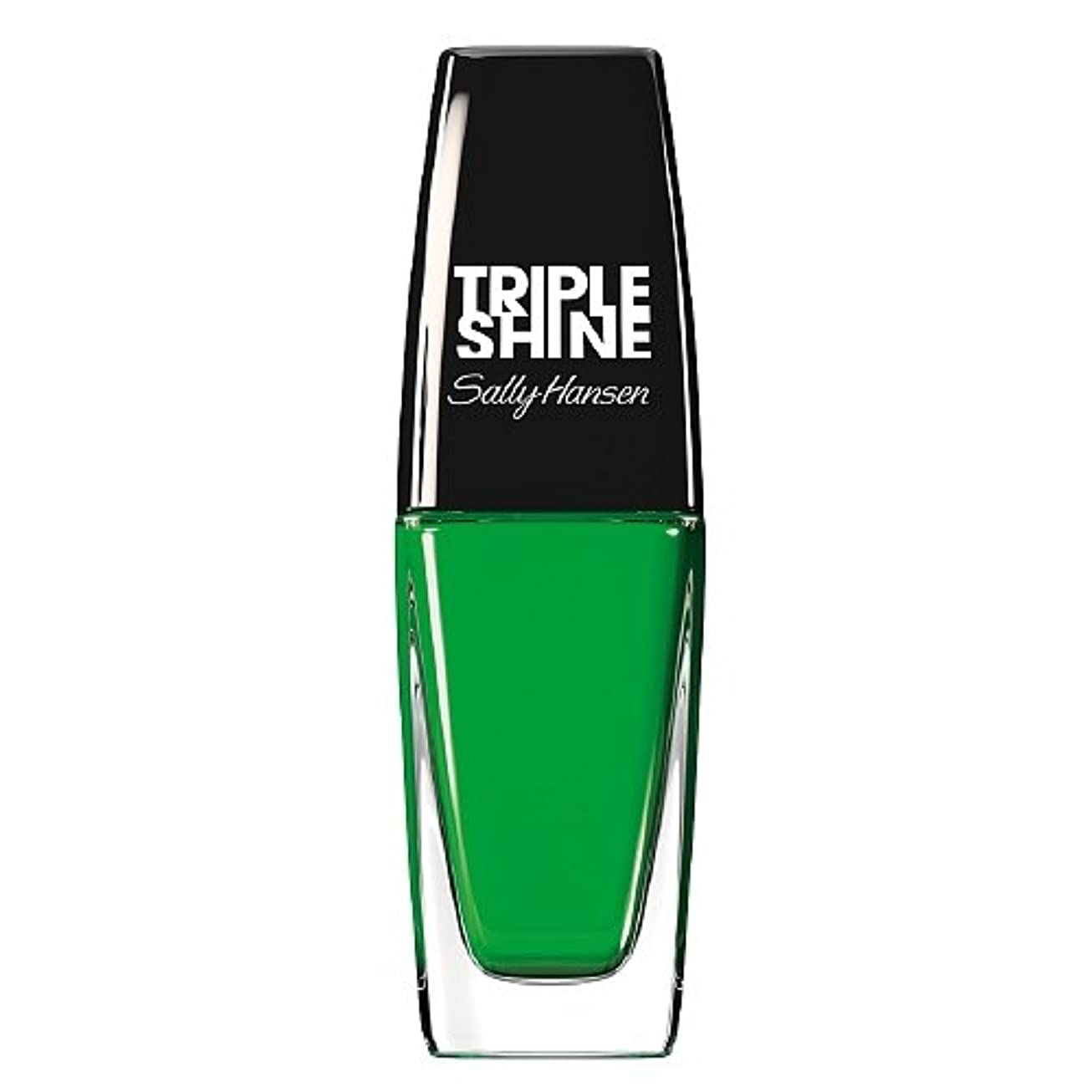 郵便局ベリ省略SALLY HANSEN Triple Shine Nail Polish - Kelp Out (並行輸入品)