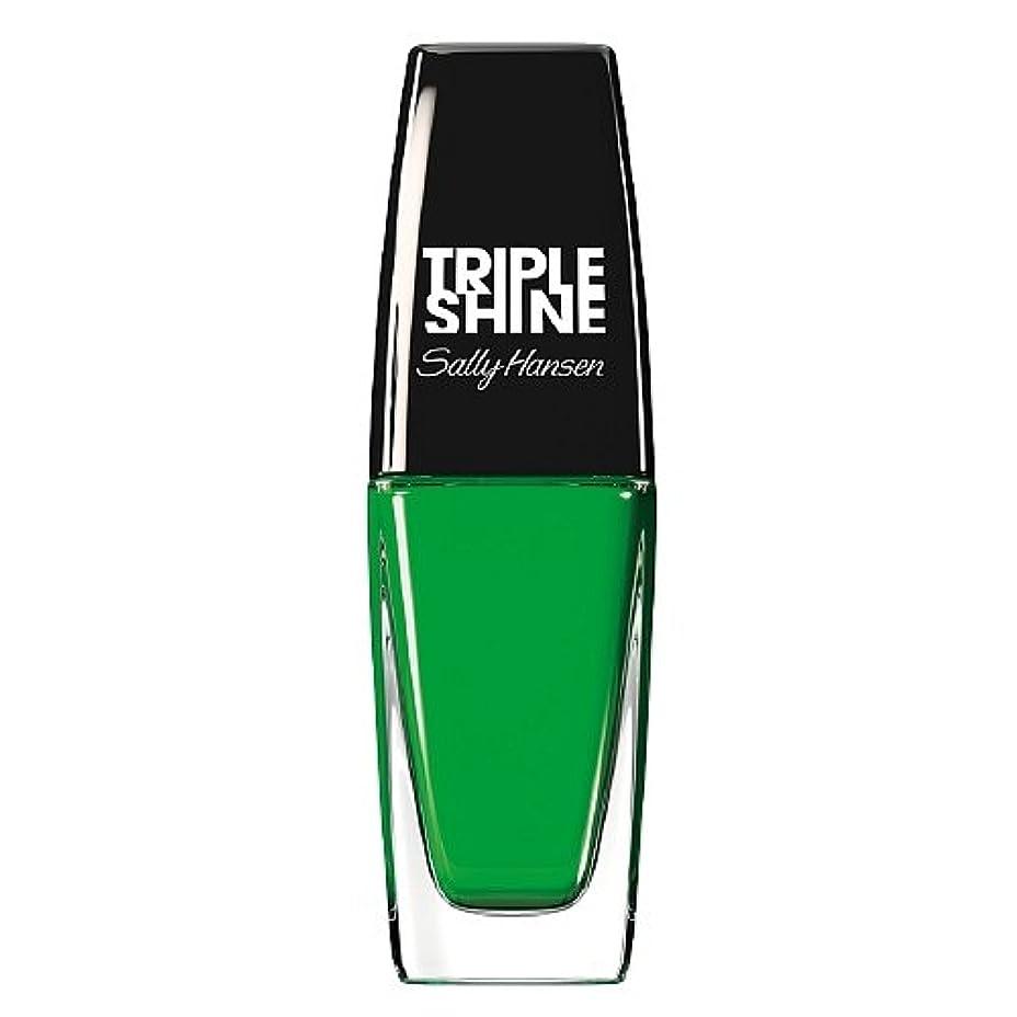 征服するスローナンセンスSALLY HANSEN Triple Shine Nail Polish - Kelp Out (並行輸入品)