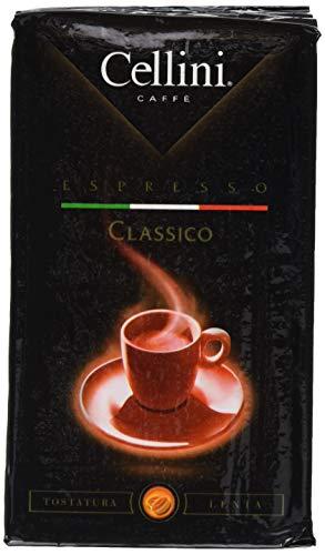 Cellini Classico Espresso gemahlen, 250 g (1 x 250 g)