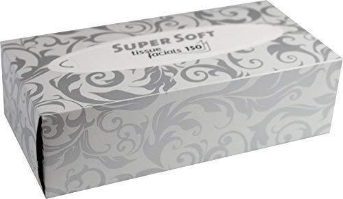 Kosmetiktücher 150 Stück pro Box Super Soft tissue 2-lagig (30 Packung (4500 Stück))
