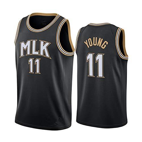 XVVX Camiseta de baloncesto para hombre, estilo informal, sin mangas, para deportes al aire libre, deportes, fitness, para adultos