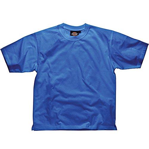 Dickies SH34225 - Camiseta de algodón, hombre, color azul real, tamaño small