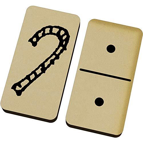 Zuurstok Domino-set en doos (DM00026124)