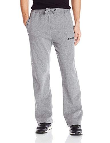 Bauer Core Pantalon de survêtement pour Homme Petit Gris