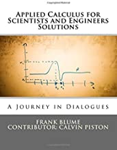 calculus for scientists and engineers solutions