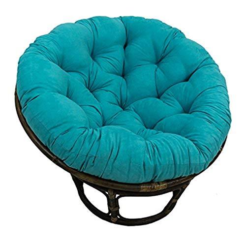 International Caravan Furniture Piece Rattan Papasan Chair